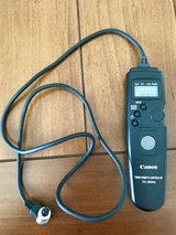 CANON TC-80N3 Timer Remote Controller for EOS 10D, 20D, 30D, 40D, 50D, in Fort Leonard Wood, Missouri