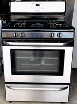 Frigidaire Stainless Gas Stove in San Diego, California