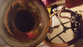 Vintage C G CONN Sousaphone in Quantico, Virginia