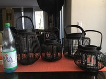 4 new never used lanterns/ candle holders in Stuttgart, GE
