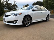 Excellent condition 2012 Toyota Camry SE in Montgomery, Alabama