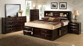 Pockets Bed Set in Queen & King Sizes - monthly payments possible in Grafenwoehr, GE