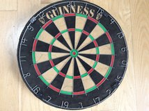Good quality Guinness dartboard in Bolingbrook, Illinois