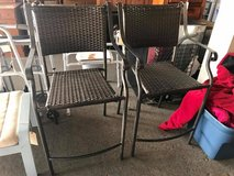 Two Patio Chairs in Camp Lejeune, North Carolina