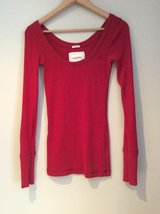 Abercrombie long sleeve shirt size L in Plainfield, Illinois