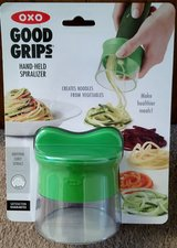 HAND-HELD SPIRALIZER, NIP in Lakenheath, UK