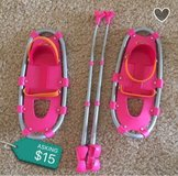 American Girl Snow Shoes in Naperville, Illinois