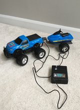 Remote Control Ford F 150 with Jet Ski in Bartlett, Illinois