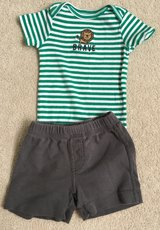 9 Month Carter's Outfit in Bartlett, Illinois