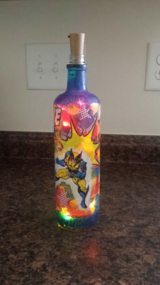 wolverine wine bottle in Camp Lejeune, North Carolina