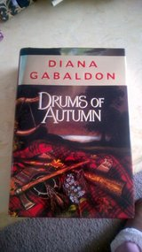 Drums of Autumn-Diana Gabaldon in Fort Campbell, Kentucky