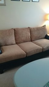 Couch and Chair set in DeKalb, Illinois