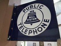 Rare Find 18 x 18 Bell System System Sign in Cochran, Georgia