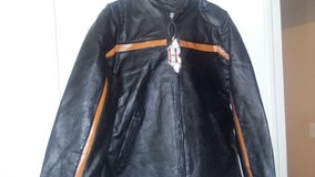 Leather Jacket (Never worn) in Fort Carson, Colorado