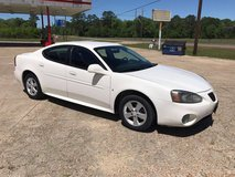 2008 Pontiac Grand Prix in Leesville, Louisiana
