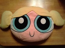 Powerpuff Girls Throw Pillow - Bubbles in Aurora, Illinois