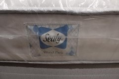 Sealy Queen Mattress in CyFair, Texas