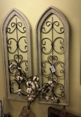Arched Wall Art pair of 2 in Fort Polk, Louisiana