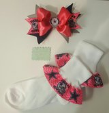 Dallas Cowboys  socks and Haibow set in Fort Bliss, Texas