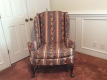 Wing Chair in Wilmington, North Carolina