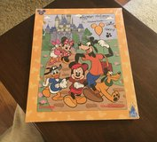 Wooden Disney Puzzle in Naperville, Illinois