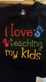 """I Love Teaching"" tshirt in Conroe, Texas"