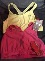 Under Armour sports bras   NWT in DeKalb, Illinois