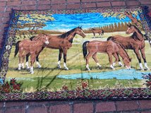 Colorful Tapestry - Home Decor - Horses in Camp Lejeune, North Carolina
