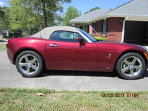 2009 Pontiac Solstice Roadster in Warner Robins, Georgia
