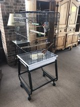 Bird Cage w/Stand (999) in Camp Lejeune, North Carolina