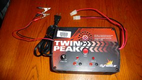 Twin Peak battery charger for RC in Okinawa, Japan