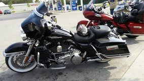 2010 H-D Street Glide in Cary, North Carolina