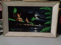 OLD OIL PAINTING in Fort Rucker, Alabama