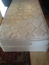 Used twin size Mattress (just the matress) in Ramstein, Germany