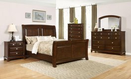 UF Floor Model Sale - MEGA King Size Bedroom Set - Floor Model in Ramstein, Germany