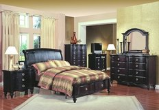 UF - Veronica Queen Size Bedroom Set - BRAND NEW! in Ramstein, Germany