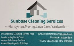 Yard cleanup.Pcs.Trash removal.Cleaning & More in Ramstein, Germany