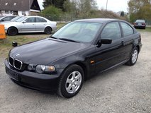 2003 BMW 316 Ti COMPACT , AUTOMATIK, 6 MONTHS WARRANTY in Ramstein, Germany