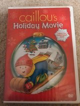 Caillou's Holiday Movie in Fort Campbell, Kentucky