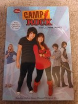 Brand New Camp Rock Chapter Book in Clarksville, Tennessee