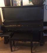 Antique Piano in Kingwood, Texas