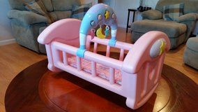 Baby Bed w/ Mobile For Dolls in Hopkinsville, Kentucky