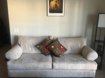 Couch and loveseat in Macon, Georgia