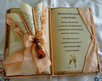 Birthday-Book - Handmade books for any event in Grafenwoehr, GE