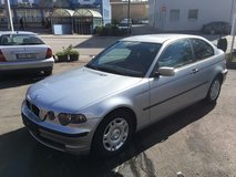 BMW 316 ti- SPLENDID SHAPE- LOW MILES- NEW INSPECTION- FINANCING in Hohenfels, Germany
