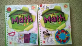 math books 4th grade in Westmont, Illinois