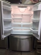 KitchenAid Stainless French Door Refrigerator in Conroe, Texas