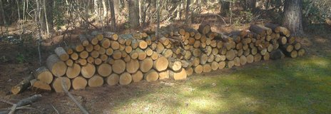 FIREWOOD-Winter will be here before you know it. in Camp Lejeune, North Carolina