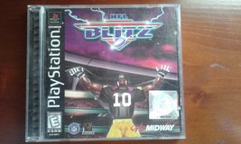 NFL BLITZ (PlayStation 1) in Fort Leonard Wood, Missouri