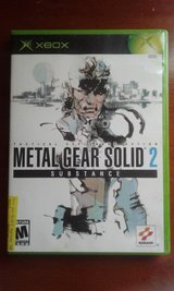 Metal Gear Solid 2 (Xbox) in Fort Leonard Wood, Missouri